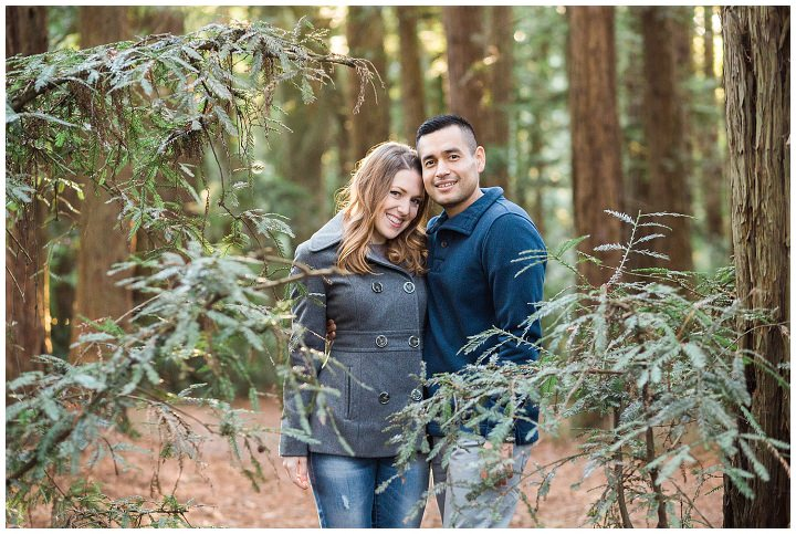 oakland forest engagement photos, redwood-engagement-session-angela-leo_0006